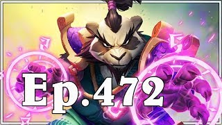 Funny And Lucky Moments - Hearthstone - Ep. 472