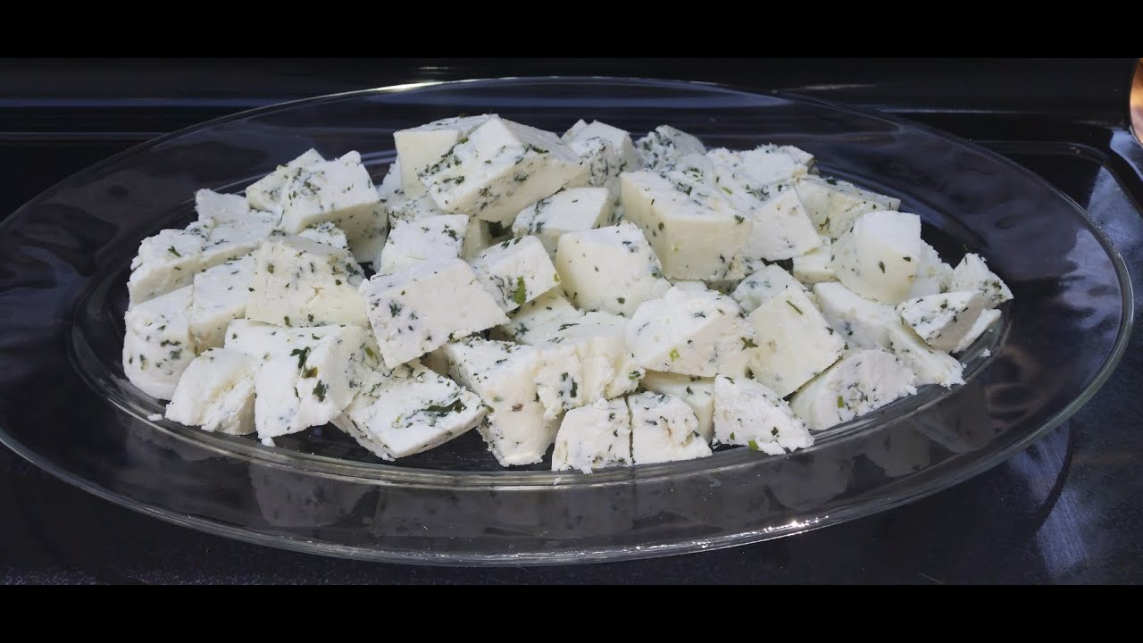 Marvelous Homemade Paneer From Milk | Cottage Cheese | How To Make Paneer At Home