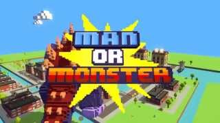 Man Or Monster: The first trailer