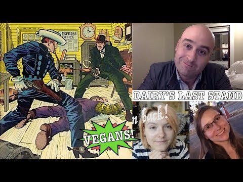 """Februdairy: Vegans Deconstruct DAIRY'S LAST STAND (feat. """"the Flemface"""")"""
