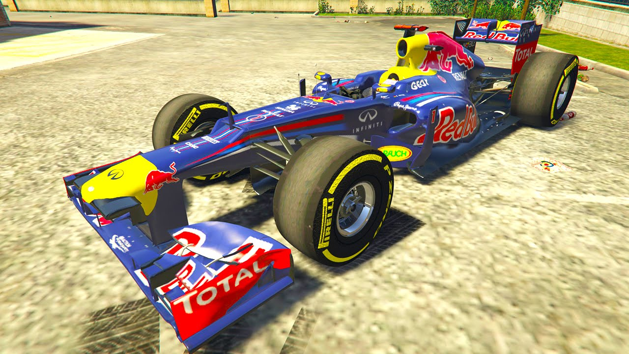 F1 gta5