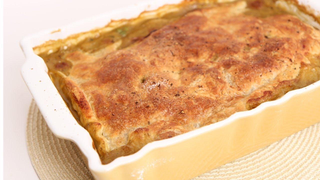Vegetable Pot Pie Recipe - Laura Vitale - Laura in the Kitchen Episode 671