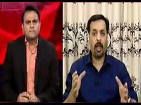 Khabar Kay Pechay Fawad Chaudhary Kay Saath 14 March 2016 - Mustafa Kamal Expose MQM & RAW