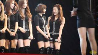 Fancam TaeNy Moment Taeyeon Tiffany Seoul Art Culture Award