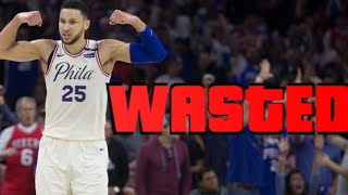 Ben Simmons - Wasted (NBA MIX)