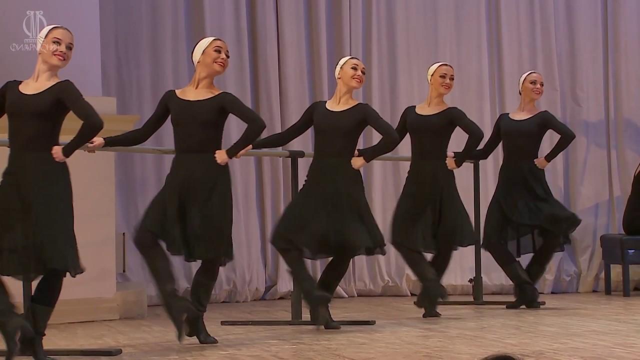 Класс-концерт «Дорога к танцу». Балет Игоря Моисеева