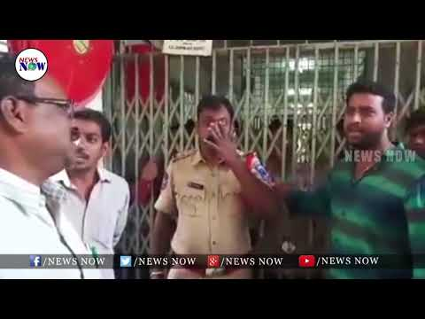 Omg..   Narayana College management locked many students in one room    #NewsNow