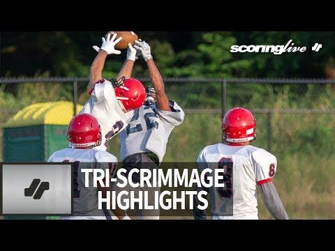 SL Replay | KS-Hawaii, Hilo, Keaau: Tri-Scrimmage Football (July 27, 2018)