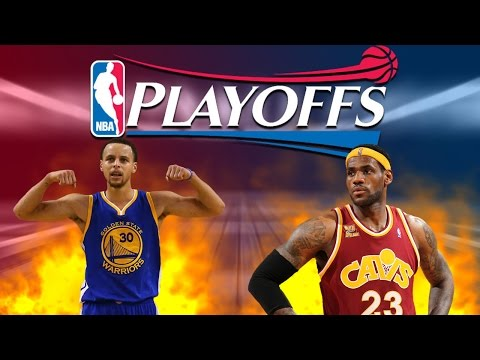 THE 2017 NBA PLAYOFFS | MY PREDICTIONS AND UPSETS!!!