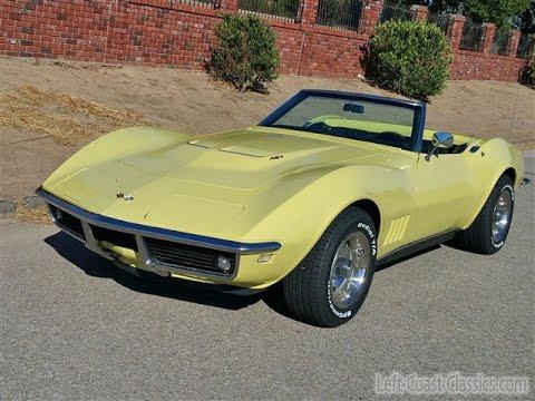 1968 Chevrolet Corvette Stingray L88 Coupe | Supercars.net