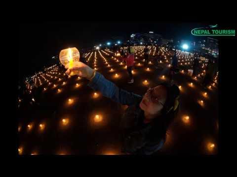 Light of peace in Nepal 2019