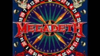 Megadeth - kill the king  (studio version)