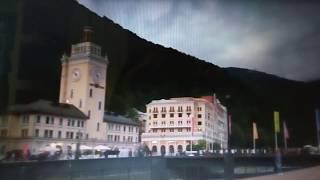 Сочи Роза хутор шикарный горнолыжный курорт