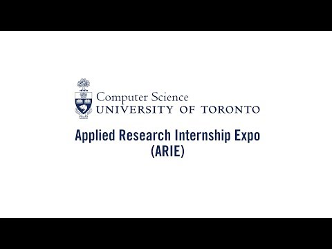 Master of Science in Applied Computing (MScAC) – ARIE 2018