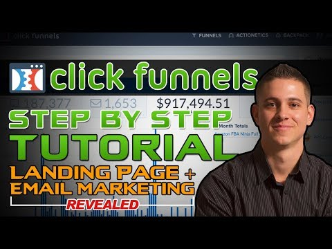 How to Make Money With Clickfunnels TODAY | Clickfunnels Step by Step Tutorial in 2018