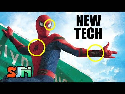 Spider-Man: Homecoming and Our Brand New Spidey!