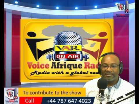 Voice Afrique Radio Variety Show