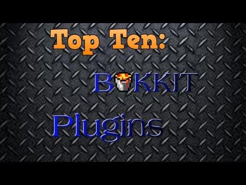 Top 5 Essential Bukkit Plugins!
