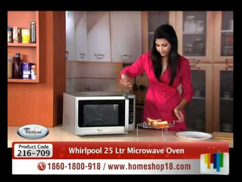 Homeshop18 Whirlpool 25 Ltr Convection Microwave Oven