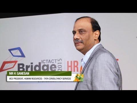 K Ganesan | Tata Consultancy Services | ICTACT Bridge 2015