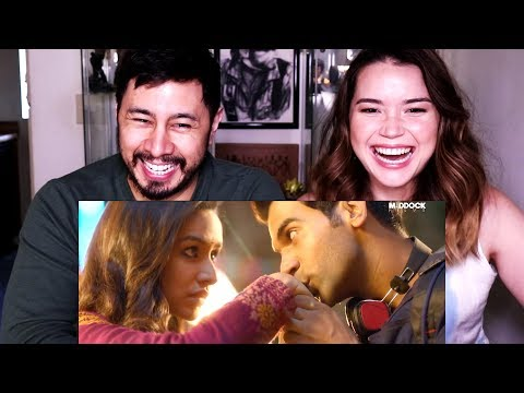 STREE | Rajkummar Rao | Shraddha Kapoor | Trailer Reaction!