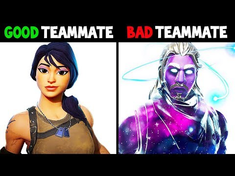 DO YOU SUCK AS A TEAMMATE? (Fortnite Test)