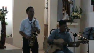 Lời yêu thương - Bá Trang - Saxophone Đức Huy