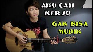 (Pendhoza) Aku Cah Kerjo - Nathan Fingerstyle | Guitar Cover | Via Vallen | Nella Kharisma | NDX AKA