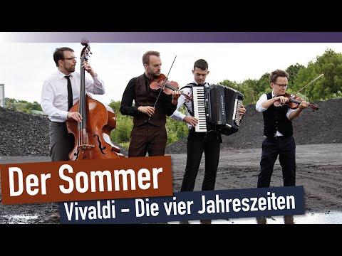Uwaga! + Folkwang Kammerorchester - Der Sommer