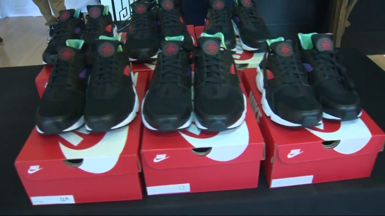 TEDXPORTLAND & Nike Host Scavenger Hunt for Custom Shoes