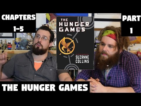 Let's Read - The Hunger Games Part 1 (Suzanne Collins)