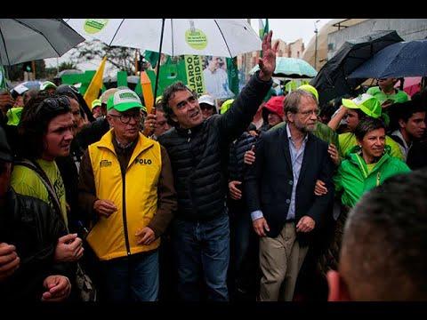 Sergio Fajardo fija su posición sobre el metro de Bogotá  | Noticias Caracol