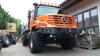Mercedes Zetros Umbau Weltrekord