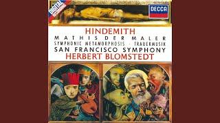 """Hindemith: Symphonie """"Mathis der Maler"""" - 3. Versuchung des heiligen Antonius"""