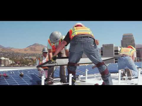 Vivint Solar au Vivint Smart Home Arena
