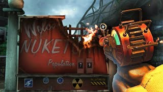 """""""NUKETOWN ZOMBIES"""" BIGGEST RIP OF MY LIFE ON ROUND 45! (Call of Duty Black Ops 2 Zombies)"""
