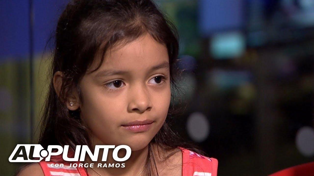 """""""En mi país no estoy segura"""", dice la niña que se oyó en la grabación desde un centro de detención"""