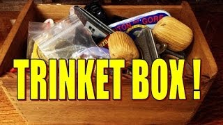 Trinket Box 1 Hour Sleep Whisper - ASMR