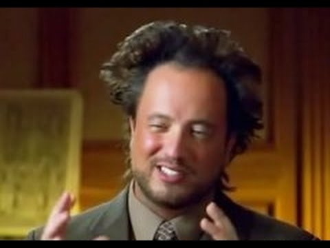Giorgio Tsoukalos (10-19-10) Gods or Ancient Aliens?