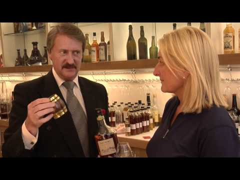Pt 1 of 2  How to Taste  Whisky with Richard Paterson