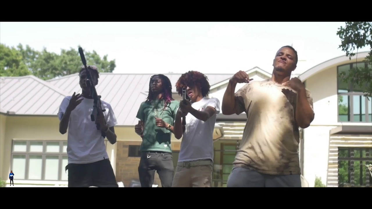 Big Child Support & Lil Rockstar - Put In Work (Official Music Video)
