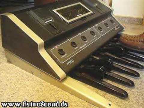 moog taurus 1 bass pedals youtube. Black Bedroom Furniture Sets. Home Design Ideas