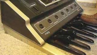 MOOG TAURUS 1 bass-pedals