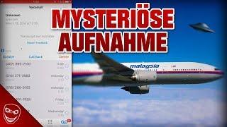 Mysteriöser Tweet verunsichert das Internet! Gruselige MH370 Tonaufnahme über Aliens? | Strayedaway