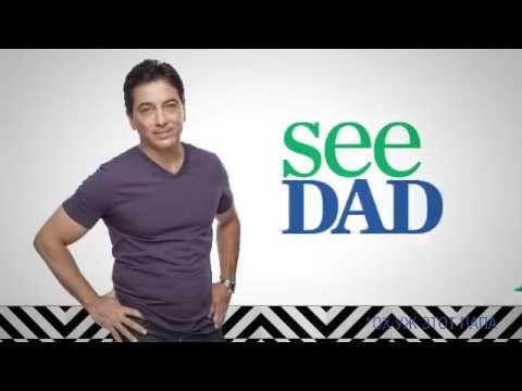Ох, уж этот папа | See Dad Run | Трейлер сезон 1 | 2012