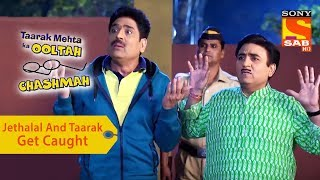 Your Favorite Character |Jethalal & Taarak Get Caught By The Police| Taarak Mehta Ka Ooltah Chashmah