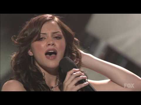 Katharine McPhee ft  Meatloaf - It's all coming back to me now
