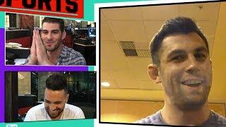 Dominick Cruz Wants Rematch With Cody Garbrandt | TMZ Sports