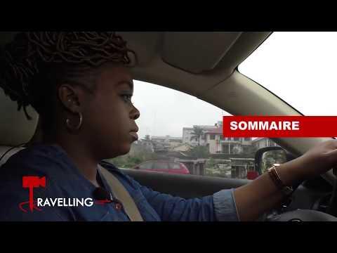 Travelling Magazine   avec JOYCE FOTSO sur Voxafrica