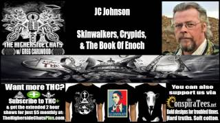 JC Johnson | Skinwalkers, Crypids, & The Book Of Enoch